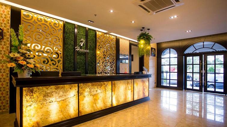 7 Heaven Boutique - mahkotaregency2