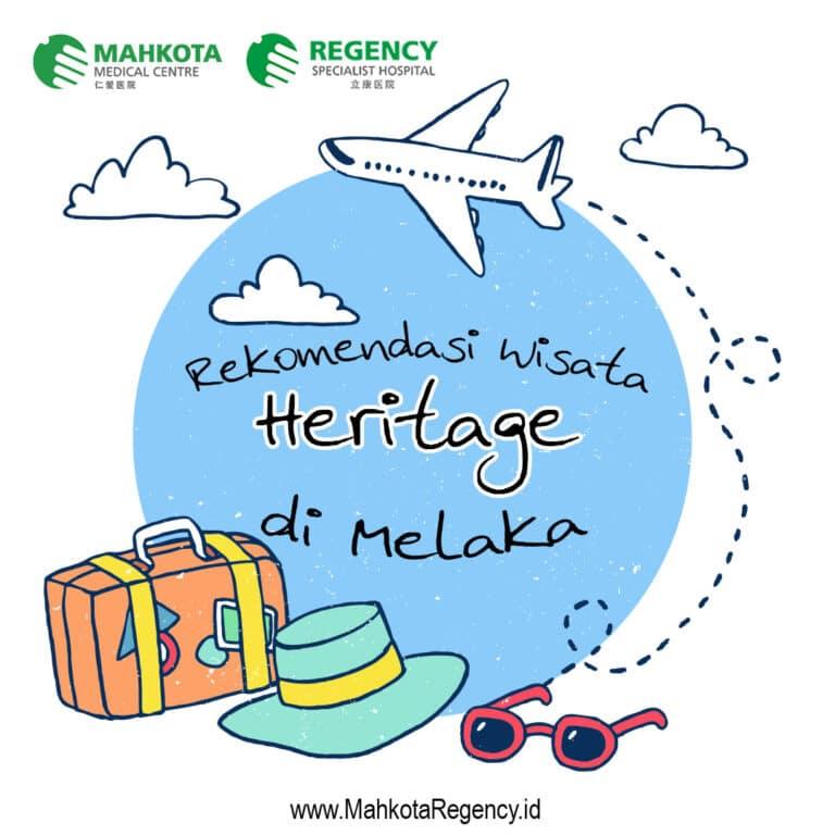 Read more about the article Rekomendasi Wisata Heritage di Melaka, Malaysia
