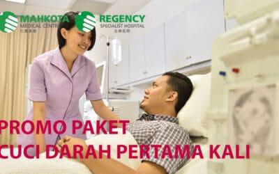 Promo Paket Cuci Darah (Mahkota Medical Centre)