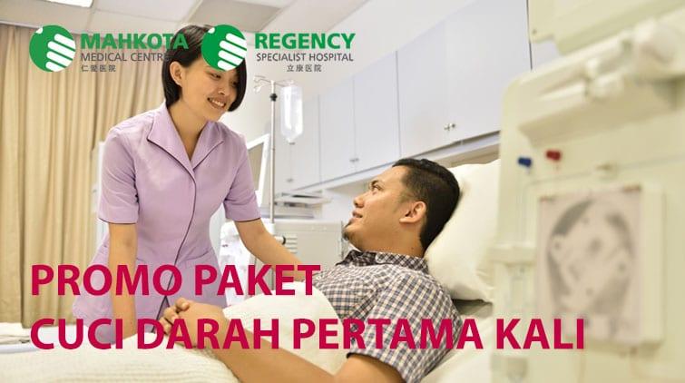 Read more about the article Promo Paket Cuci Darah (Mahkota Medical Centre)