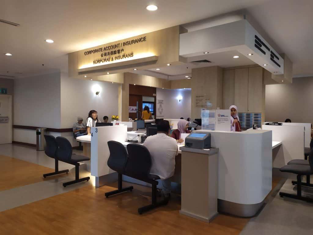 Pengurusan Asuransi Mahkota Medical Centre