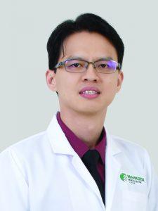 Dr Ang Choon Chin
