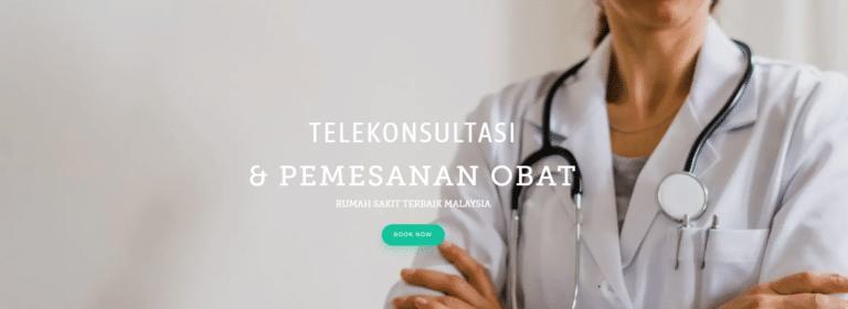 Read more about the article Telekonsultasi dengan Dokter Terbaik Malaysia