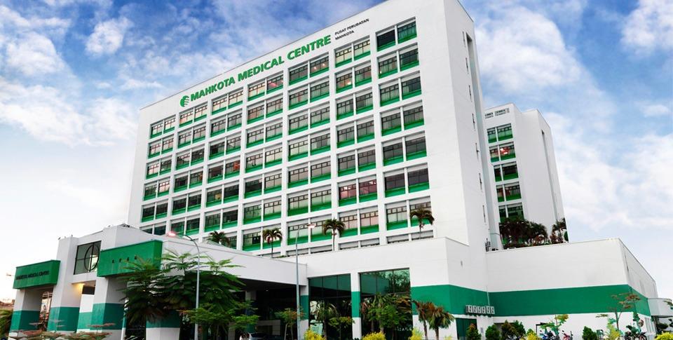 operasi laparoskopi di Mahkota Medical Centre