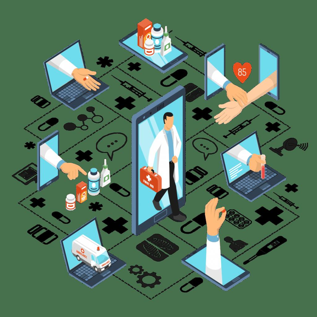 Telemedicine Rumah Sakit Malaysia